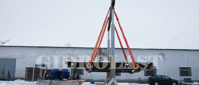 Stationary rigging systems